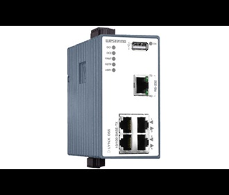 Westermo Lynx Managed Industrial Device Server Switch with Routing Functionality L205-S1.