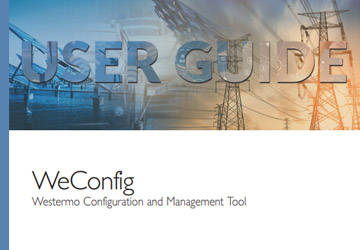 WeConfig user guide.