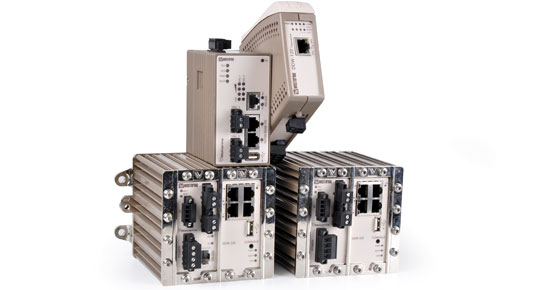Industrial Ethernet SHDSL Extenders by Westermo.